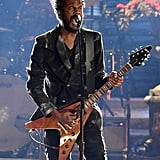 Gary Clark Jr. at the 2020 Grammys