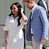 Meghan Markle and Prince Harry's South Africa Tour Pictures