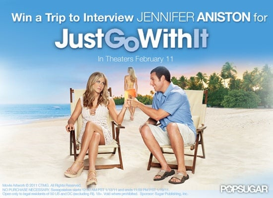 Win a Trip to Meet Jennifer Aniston in LA by Proving You're Her Biggest Fan!