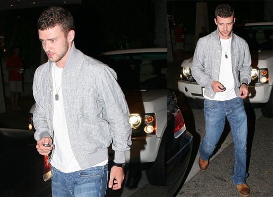 Photos of Justin Timberlake in Los Angeles 2008-07-09 17:00:06