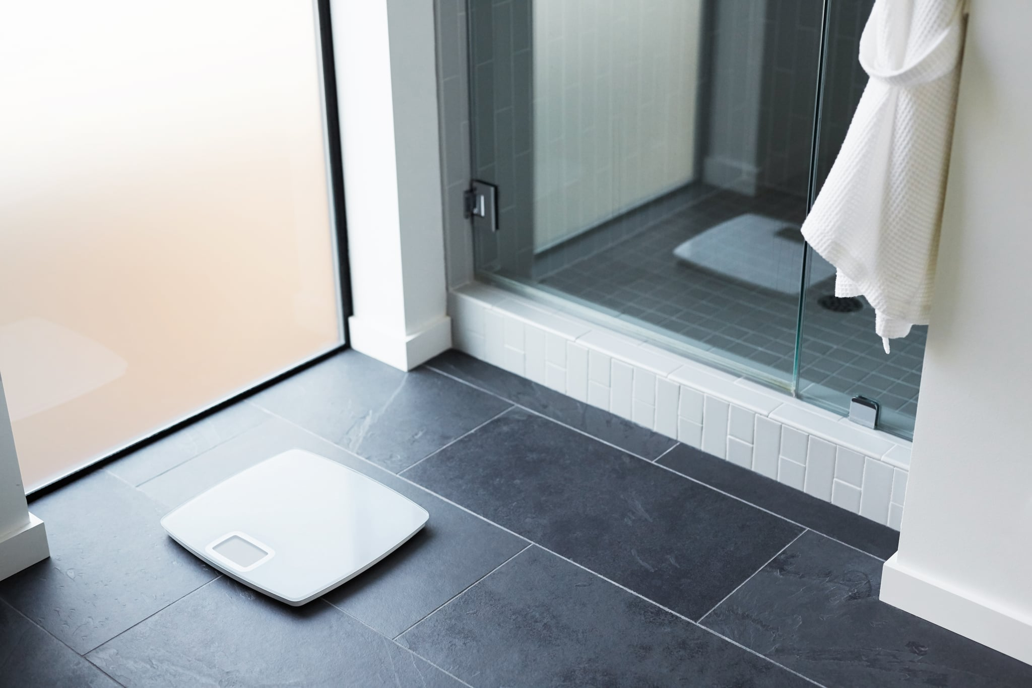 White Stains On Black Tiles And Work Surfaces Popsugar Home
