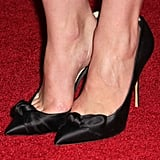 . . . and while we're at it, her killer heels.