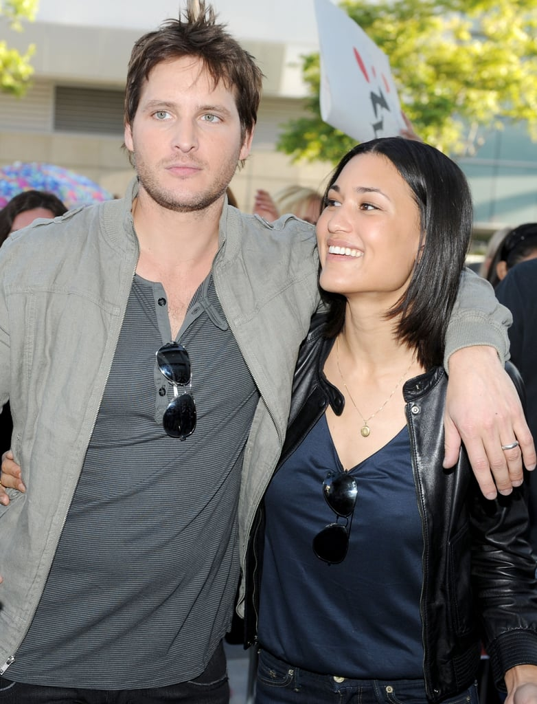 Peter facinelli dating 2019