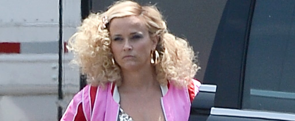 Reese Witherspoon Filming Big Little Lies Season 2