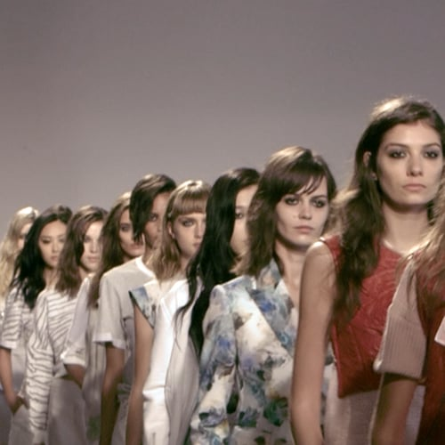 Rebecca Taylor Fashion Week Interview Spring 2014 | Video