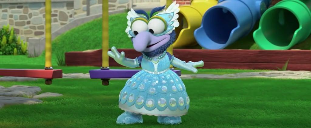 Muppet Babies: Gonzo Dresses Like Princess Gonzorella