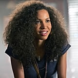 Jurnee Smollett-Bell as Nicole Wright on True Blood.