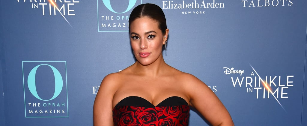 "Ashley Graham Is What We Like to Call ""Total Fire"" in This Michael Kors Dress"