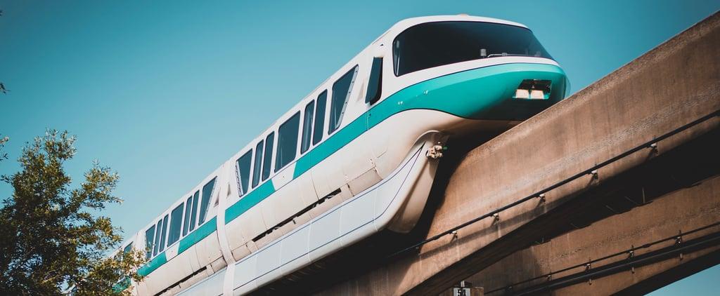 فيديو لتصميم القطار المعلق مونوريل في مصر 2019