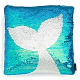 Fashion Angels Magic Sequin Mermaid Tail Accent Pillow