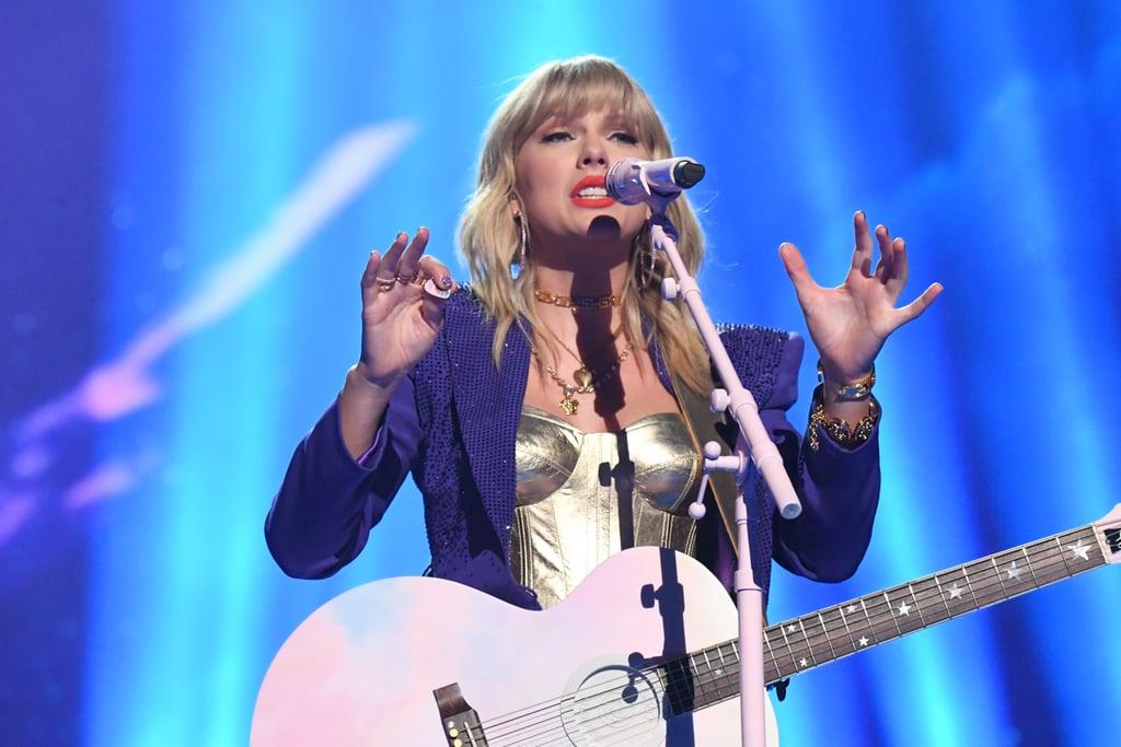 Taylor Swift 2019 Mtv Vmas Performance Video Popsugar Entertainment Uk