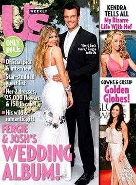 Fergie's Wedding Day Makeup
