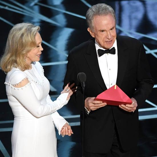 Oscars 2017 Mistake