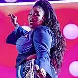 Lizzo at the 2019 MTV Movie and TV Awards