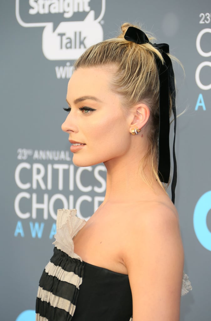Margot Robbie's Hair Is Meant to Be Seen From All Angles — Especially the Back!