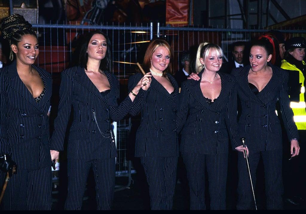 Spice Girls Timeline   POPSUGAR Entertainment