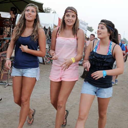Bonnaroo Festival Style: Pictures