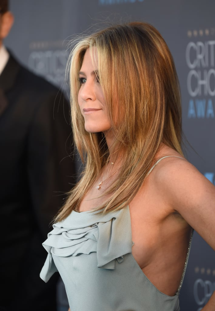 Jennifer Anistons Hair Extensions Prices Of Remy Hair