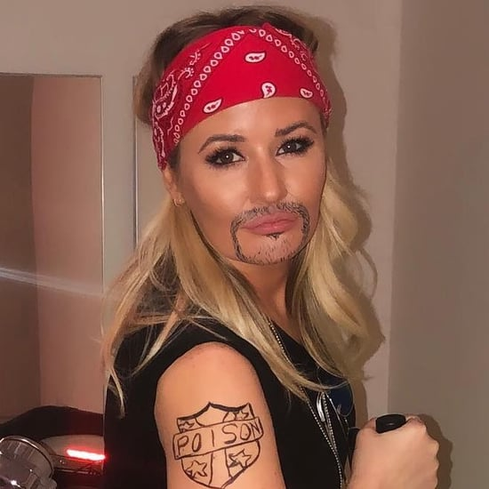 Bret Michaels Halloween Costume