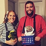 Gertie and Elliott From E.T.