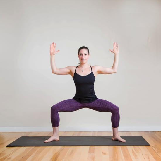 Действена ли йога для похудения
