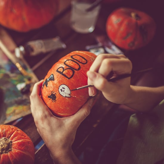 Tips For Painting a Pumpkin Like a Pro