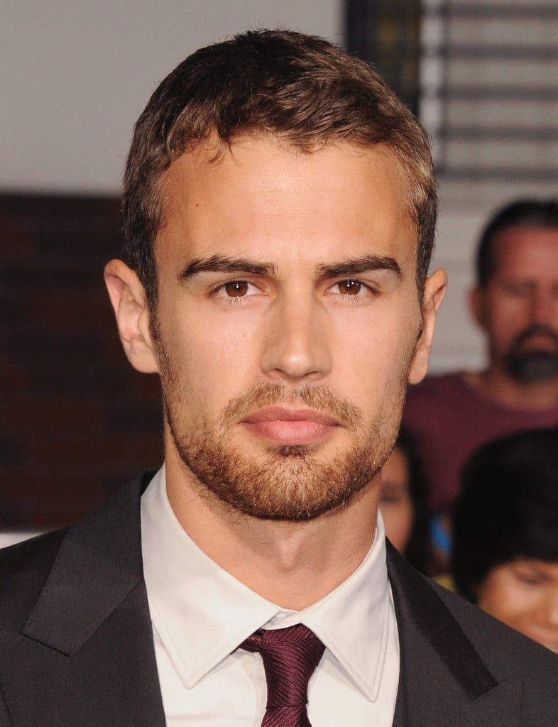 hot theo james pictures popsugar celebrity photo 15. Black Bedroom Furniture Sets. Home Design Ideas