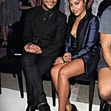 Justin Ridler and Jessica Mauboy — Day 4
