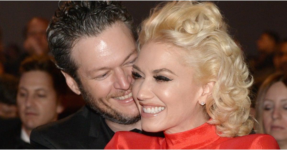 Gwen Stefani and Blake Shelton May Be an Unlikely Pair, but Their PDA Speaks Volumes.jpg