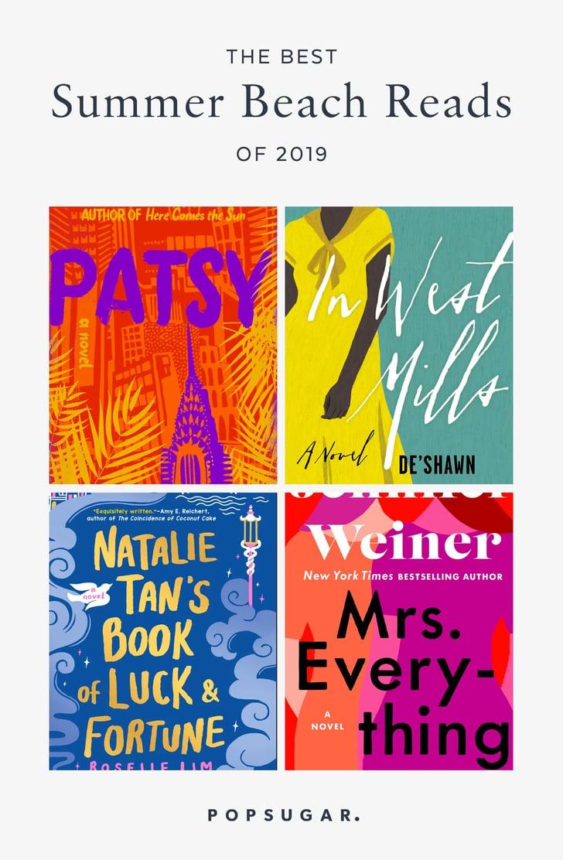 Best Beach Reads Summer 2020 Best 2019 Summer Books For Women | POPSUGAR Entertainment