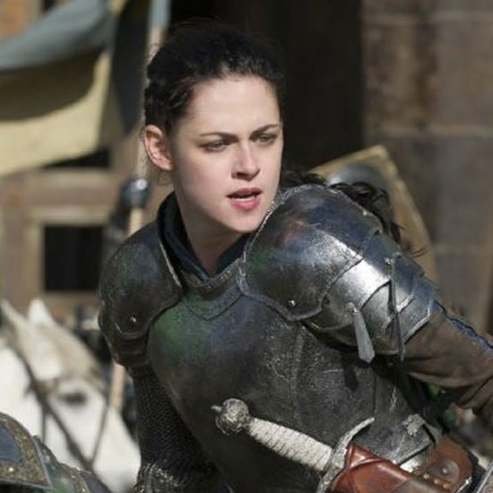Kristen Stewart Australia Interview For Snow White (Video)