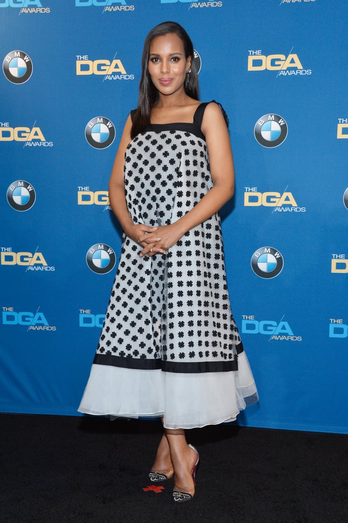 Kerry Washington attended the Directors Guild Awards in LA.