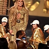 Jennifer Lopez's MTV VMAs Vanguard Performance Photos 2018
