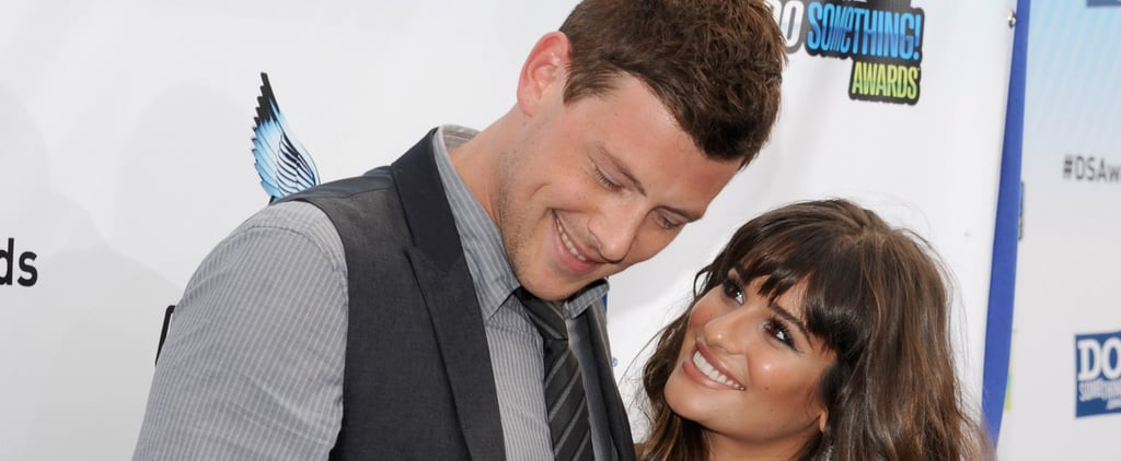 Lea Michele's Instagram Tribute to Cory Monteith July 2018