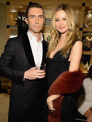 It's a Girl! Adam Levine and Behati Prinsloo Welcome Daughter