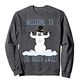 Swole Snowman