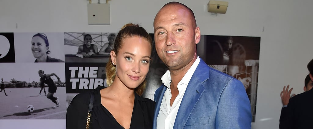 Derek Jeter and Hannah Davis Engaged