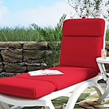 Indoor/Outdoor Sunbrella Chaise Lounge Cushions