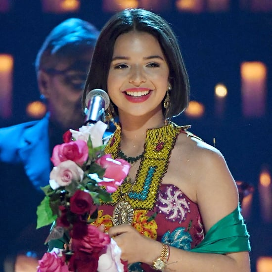 "Angela Aguilar Covers ""Shallow"" For Grammy Reimagined"