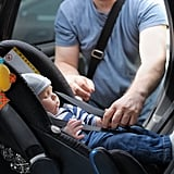 Keep your child rear-facing for as long as possible.