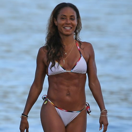 Sexy Jada Pinkett Smith Bikini Pictures