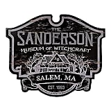 Sanderson Museum of Witchcraft Sign
