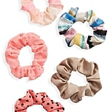 BP. 5-Pack Assorted Scrunchies