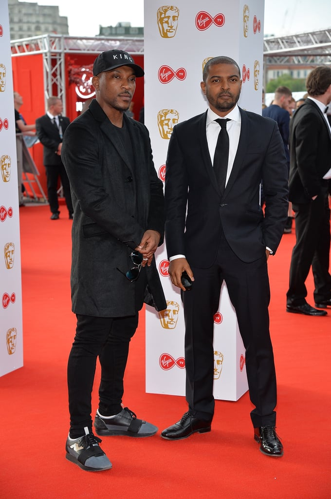 Ashley Walters and Noel Clarke