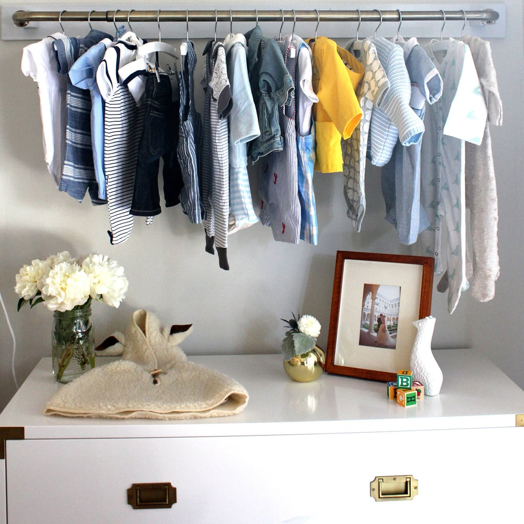 10 nursery storage hacks to help you save space