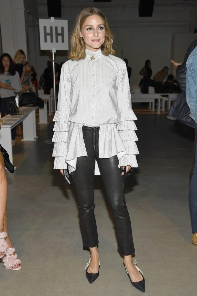Jonathan Simkhai During The New York Fashion Week