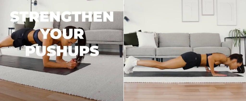 Tips on Improving Push-Ups From Kayla Itsines