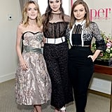 And When She Looked Elegant as Hell With Kiernan Shipka and Hailee Steinfeld