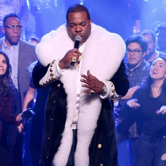 "Busta Rhymes Performs ""My Shot"" on Jimmy Fallon 2016"