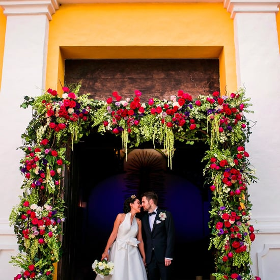 Destination Wedding at Xcaret Park